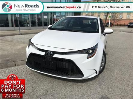 2020 Toyota Corolla L (Stk: 34814) in Newmarket - Image 1 of 21
