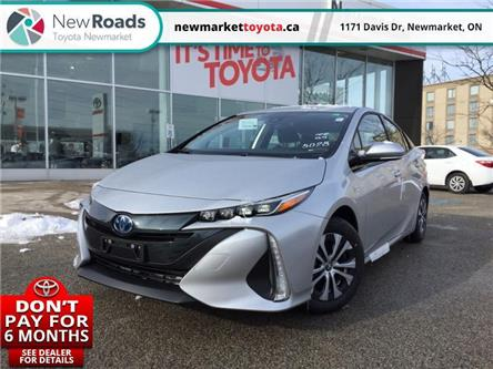 2020 Toyota Prius Prime Base (Stk: 34930) in Newmarket - Image 1 of 21