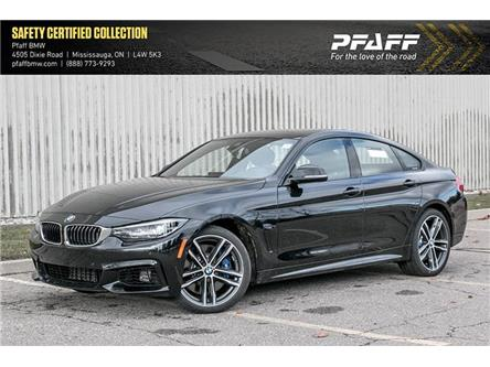 2019 BMW 440i xDrive Gran Coupe (Stk: 21189) in Mississauga - Image 1 of 21