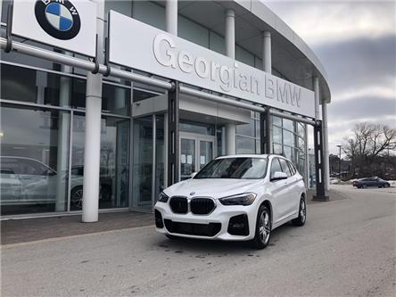 2020 BMW X1 xDrive28i (Stk: B20069) in Barrie - Image 1 of 8