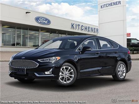 2020 Ford Fusion Energi Titanium (Stk: 20N3420) in Kitchener - Image 1 of 23