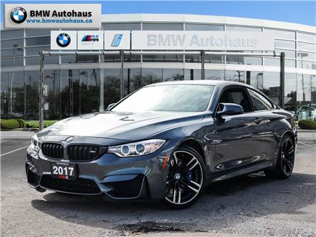 2017 BMW M4 Base (Stk: P9375) in Thornhill - Image 1 of 25
