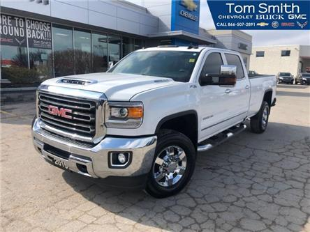 2019 GMC Sierra 2500HD SLT (Stk: 200294A) in Midland - Image 1 of 21