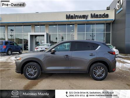 2019 Mazda CX-5 GS Auto AWD (Stk: PR1595) in Saskatoon - Image 1 of 25