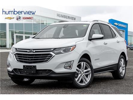 2020 Chevrolet Equinox Premier (Stk: 20EQ128) in Toronto - Image 1 of 21