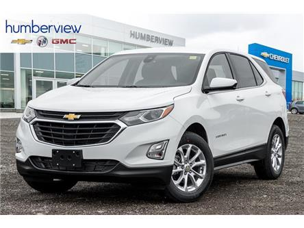 2020 Chevrolet Equinox LT (Stk: 20EQ129) in Toronto - Image 1 of 18