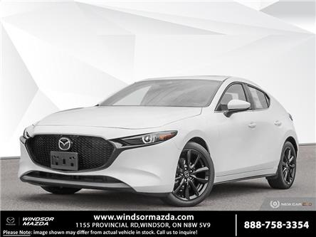 2020 Mazda Mazda3 Sport GT (Stk: M36607) in Windsor - Image 1 of 23