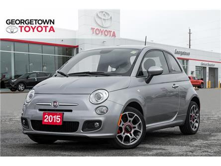 2015 Fiat 500 Sport (Stk: 15-96044GT) in Georgetown - Image 1 of 17