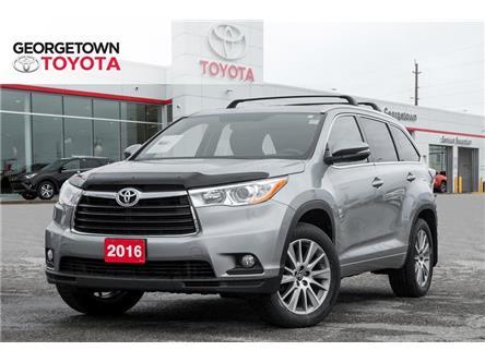 2016 Toyota Highlander XLE (Stk: 16-02530GT) in Georgetown - Image 1 of 21