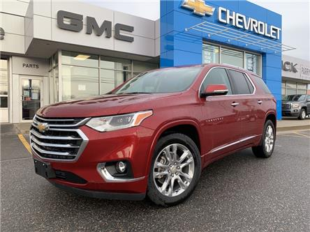 2019 Chevrolet Traverse  (Stk: 19-163) in Parry Sound - Image 1 of 14