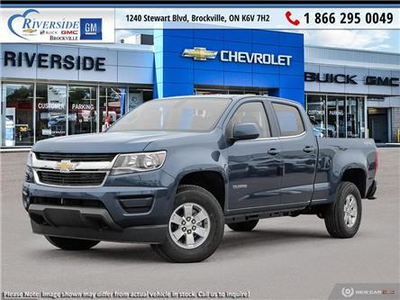 2020 Chevrolet Colorado WT (Stk: 20-154) in Brockville - Image 1 of 23