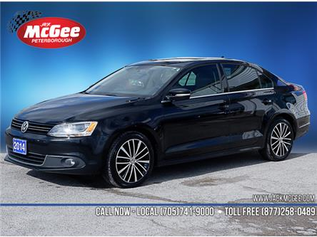 2014 Volkswagen Jetta 1.8 TSI Highline (Stk: 20267A) in Peterborough - Image 1 of 18