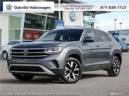 2020 Volkswagen Atlas Cross Sport 2.0 TSI Comfortline (Stk: 21816) in Oakville - Image 1 of 21