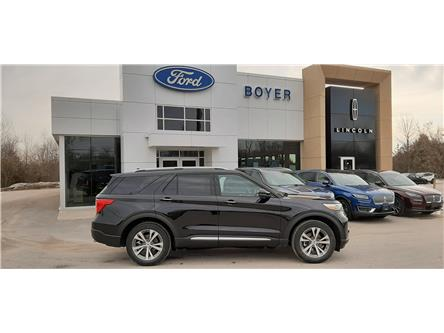 2020 Ford Explorer Platinum (Stk: EX2054) in Bobcaygeon - Image 1 of 28