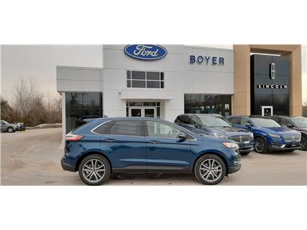 2020 Ford Edge Titanium (Stk: ED2077) in Bobcaygeon - Image 1 of 23