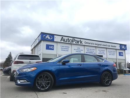 2018 Ford Fusion SE (Stk: 18-12397) in Brampton - Image 1 of 25