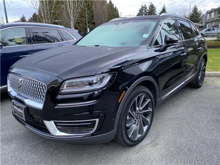 2019 Lincoln Nautilus Reserve (Stk: 196681) in Vancouver - Image 1 of 8