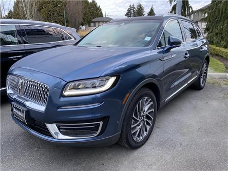 2019 Lincoln Nautilus Reserve (Stk: 196379) in Vancouver - Image 1 of 12