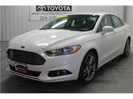 2014 Ford Fusion Titanium (Stk: C096641A) in Winnipeg - Image 1 of 25