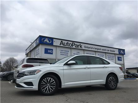2019 Volkswagen Jetta 1.4 TSI Highline (Stk: 19-41359) in Brampton - Image 1 of 25