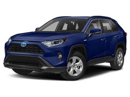 2020 Toyota RAV4 Hybrid XLE (Stk: W084885) in Winnipeg - Image 1 of 9
