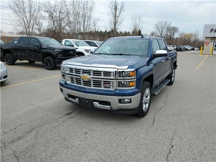 2015 Chevrolet Silverado 1500 LTZ (Stk: 014831) in Sarnia - Image 1 of 13