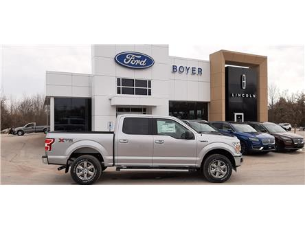 2020 Ford F-150 XLT (Stk: F2075) in Bobcaygeon - Image 1 of 21