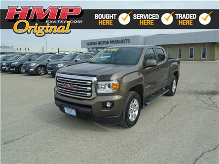 2017 GMC Canyon SLE (Stk: 76654) in Exeter - Image 1 of 28