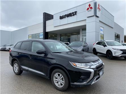 2019 Mitsubishi Outlander ES (Stk: PM19056) in Owen Sound - Image 1 of 18