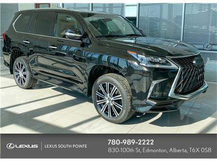 2020 Lexus LX 570 Base (Stk: LL00481) in Edmonton - Image 1 of 20
