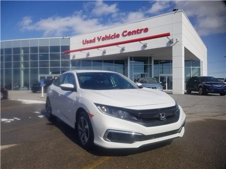 2019 Honda Civic LX (Stk: U204088) in Calgary - Image 1 of 25