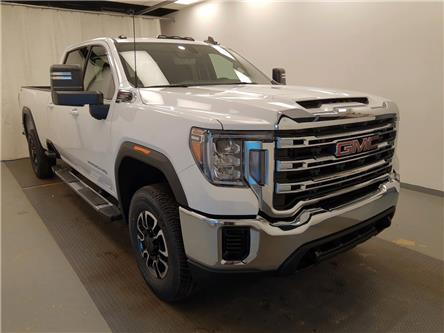 2020 GMC Sierra 3500HD SLE (Stk: 214956) in Lethbridge - Image 1 of 30
