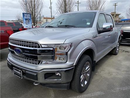 2019 Ford F-150 Lariat (Stk: 196947) in Vancouver - Image 1 of 8