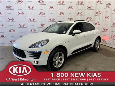 2017 Porsche Macan Base (Stk: 22226A) in Edmonton - Image 1 of 38