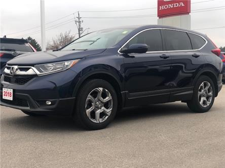 2018 Honda CR-V EX (Stk: 20503A) in Cambridge - Image 1 of 9