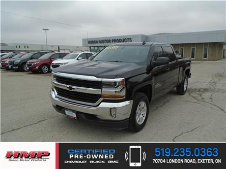 2018 Chevrolet Silverado 1500 1LT (Stk: 81698) in Exeter - Image 1 of 28