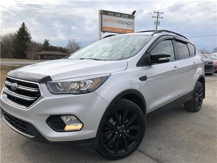 2017 Ford Escape Titanium (Stk: -) in Kemptville - Image 1 of 30