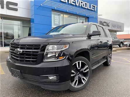 2020 Chevrolet Tahoe Premier (Stk: 20-005) in Parry Sound - Image 1 of 14