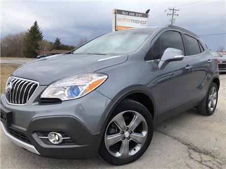 2014 Buick Encore Leather (Stk: ) in Kemptville - Image 1 of 29