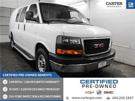 2018 GMC Savana 2500 Work Van (Stk: P9-61250) in Burnaby - Image 1 of 23