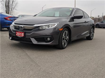 2018 Honda Civic EX-T (Stk: 20822A) in Cambridge - Image 1 of 3