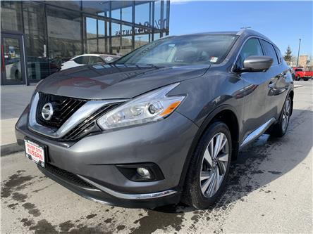 2016 Nissan Murano SL (Stk: T19274A) in Kamloops - Image 1 of 28