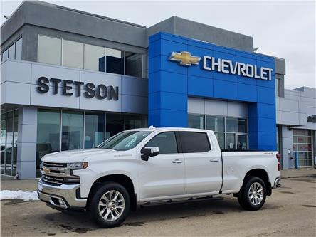2020 Chevrolet Silverado 1500 LTZ (Stk: 20-166) in Drayton Valley - Image 1 of 17