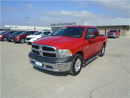 2018 RAM 1500 ST (Stk: 87013) in Exeter - Image 1 of 25