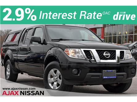 2013 Nissan Frontier SV (Stk: U909A) in Ajax - Image 1 of 30