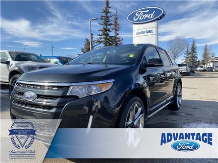 2014 Ford Edge Sport (Stk: K-2567B) in Calgary - Image 1 of 15
