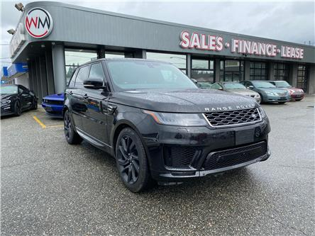 2018 Land Rover Range Rover Sport HSE (Stk: 18-191586) in Abbotsford - Image 1 of 15