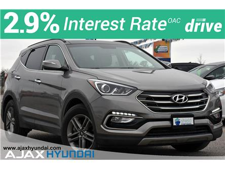 2018 Hyundai Santa Fe Sport 2.4 Luxury (Stk: P4944R) in Ajax - Image 1 of 37