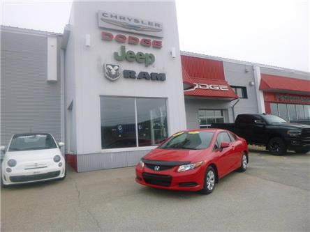 2012 Honda Civic LX (Stk: M6916B) in Mont-Laurier - Image 1 of 16
