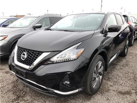 2020 Nissan Murano SL (Stk: LN107557) in Whitby - Image 1 of 3